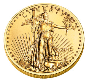 American Eagle Gold Bullion Coins_Obverse_2010